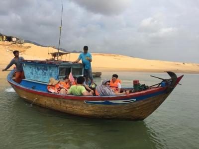 Chương trình Trải Nghiệm Thác Cha Phơr – Tiểu Sa Mạc Sơn Hải